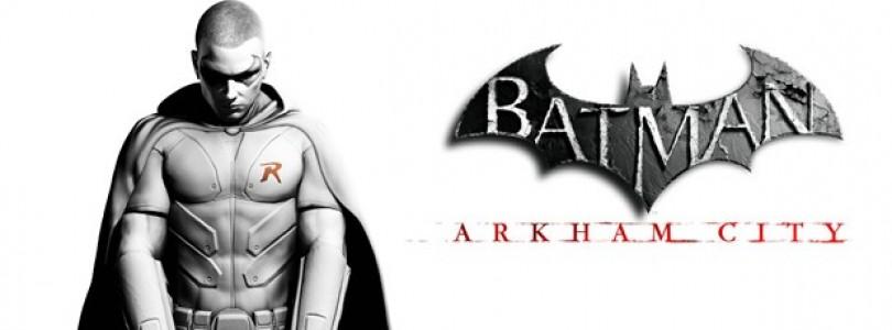 Play as Robin in Batman : Arkham City