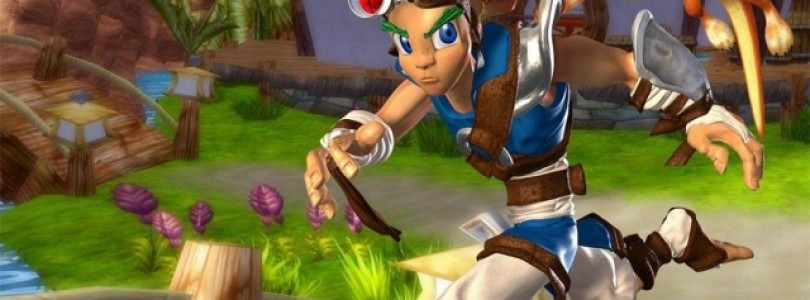 Jak and Daxter HD Collection Coming