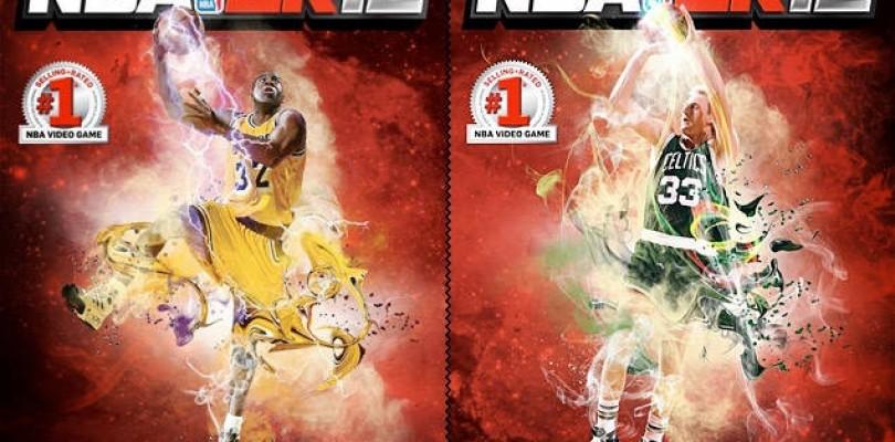 NBA 2K12 Player Rankings