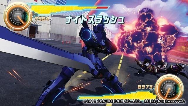 Gyrozetter robot fighting
