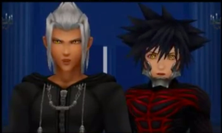 Kingdom Hearts terranort and vanitas