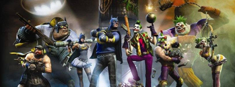 Video: Gotham City Impostors First DLC, Completely Free
