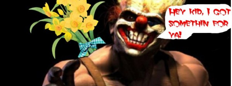 Pre-order Twisted Metal, Get… Flowers?