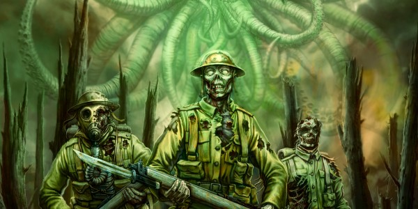 Call of Cthulhu: The Wasted Land Promotional