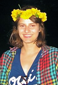 Hannah Epstein, Flower Girl