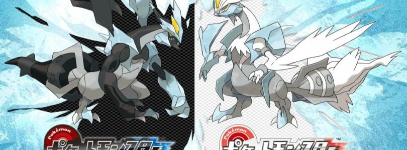 Pokemon Black and White 2 English Release Dates