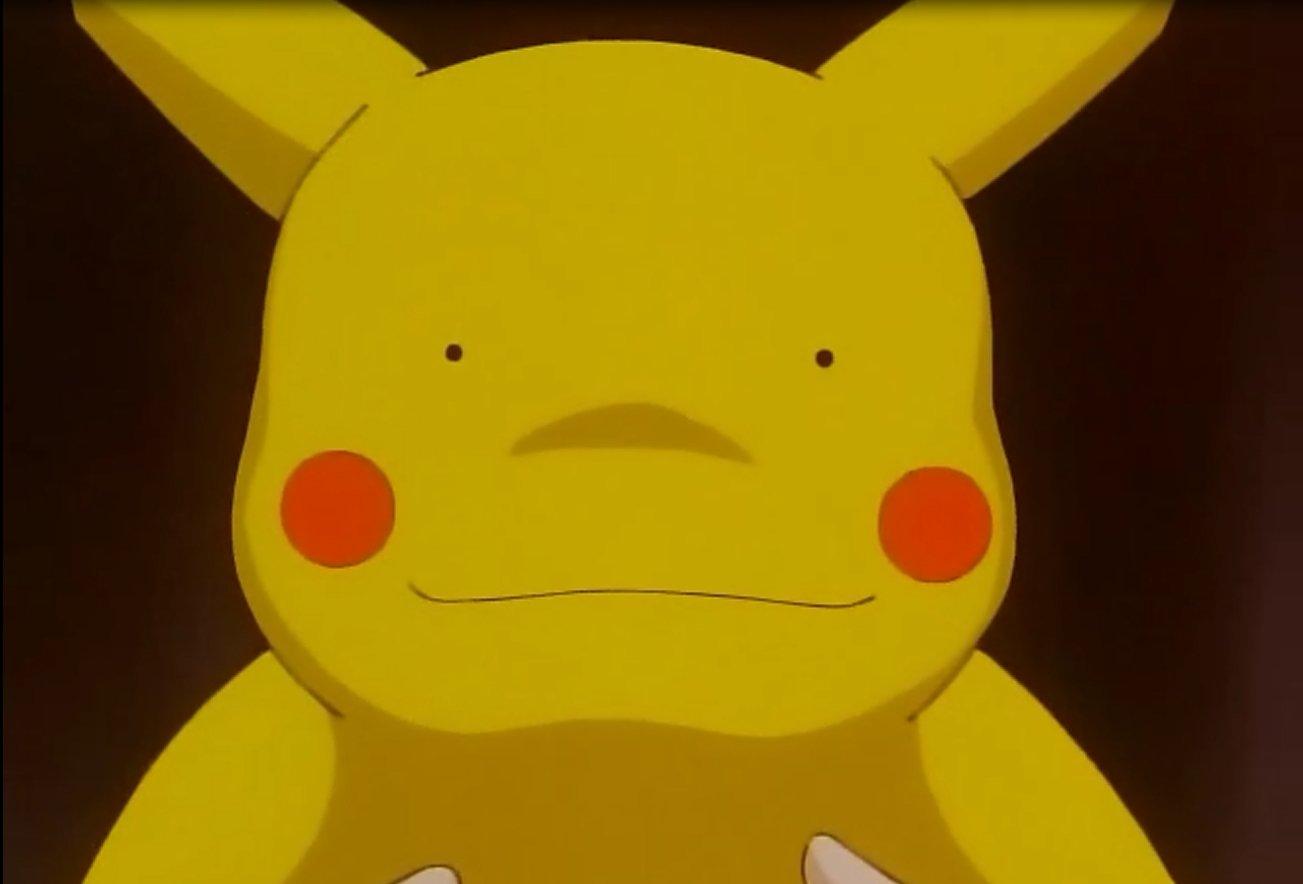 Omocat Pikachu