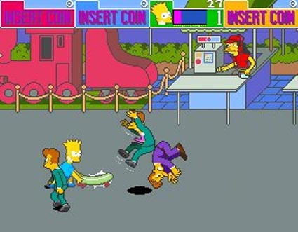 Licensed Video Games