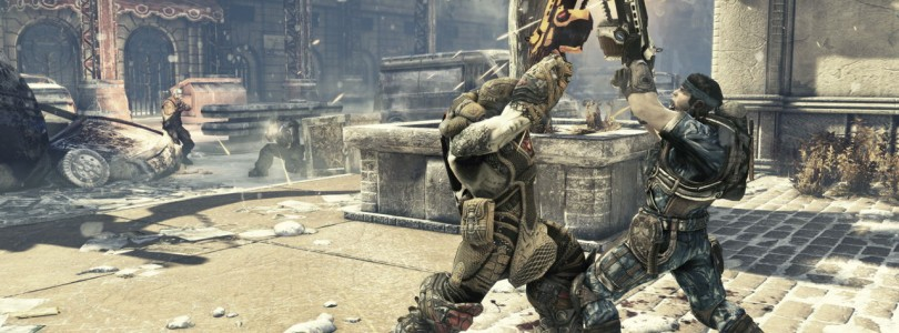 Gears of War 3 Forces of Nature Out Now