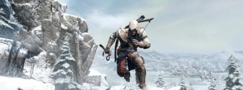 Assassins Creed 3 Weapons Teaser