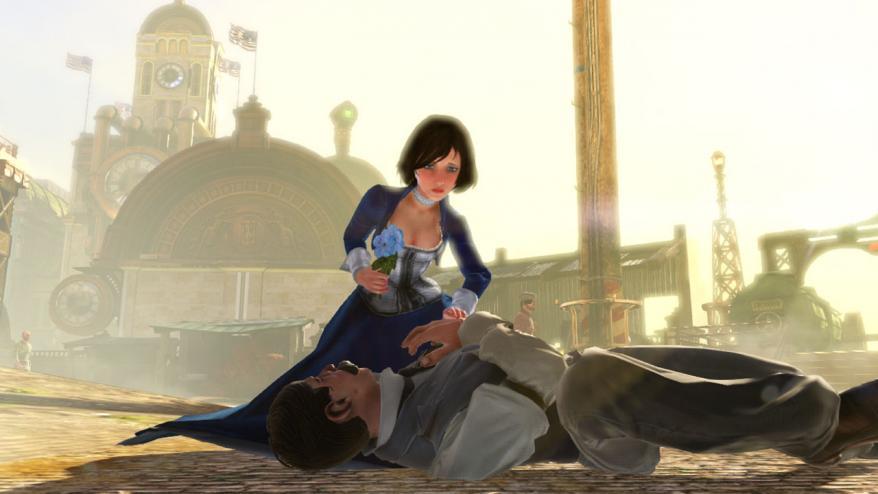 BioShock LizDropsFlower