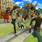 Digimon world re digitize conga line