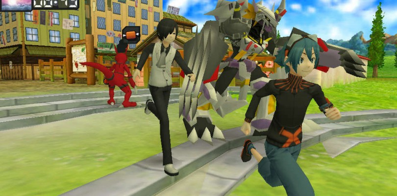 Preview: Digimon World: Re Digitize