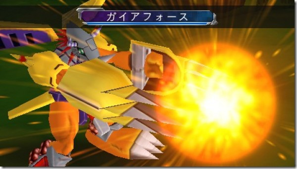 Digimon world re digitize war greymon