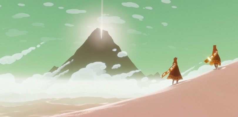 Journey game mountain
