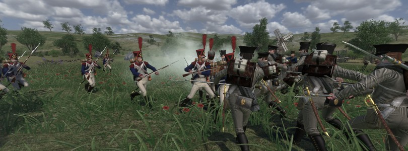 Napoleonic Wars Multiplayer DLC Announced for Mount & Blade Warband