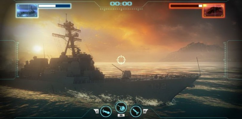 "Battleship ""Two Games in One"" Trailer"