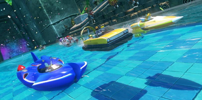 Sonic & All-Stars Racing Transformed Bonus Edition Detailed