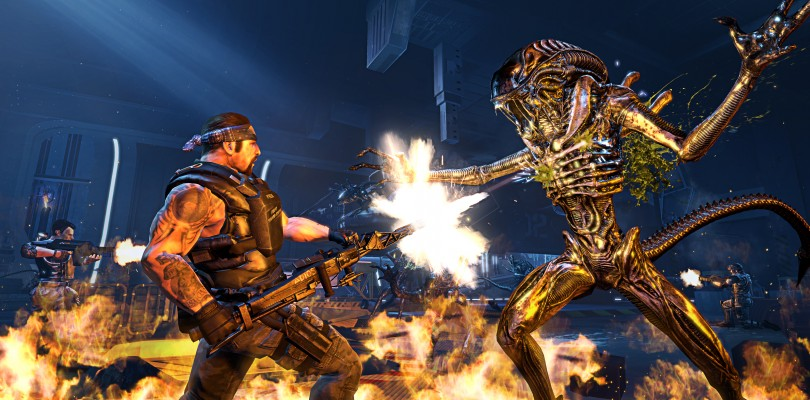 Aliens CM Multiplayer_Combat_Rev2_online