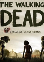 the walking dead game boxart