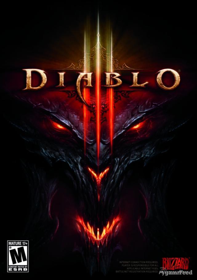 Diablo 3 Box Art