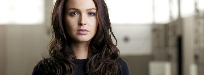 Camilla Luddington = Lara Croft