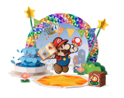 Paper Mario is Back: Paper Mario Sticker Star Coming to 3DS