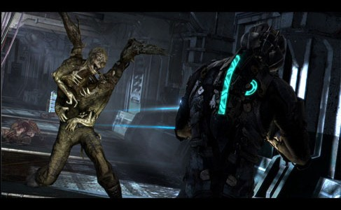 dead space three mutation