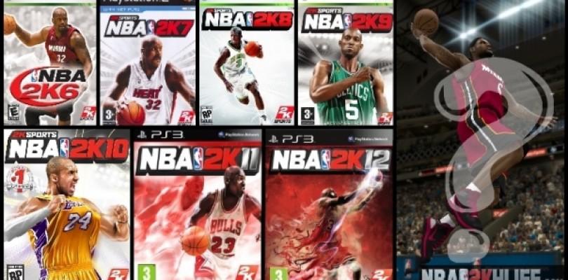 NBA 2K13 Cover Athletes Revealed