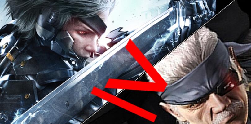 Metal Gear Rising Revengence Blade Mode