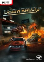 Death Rally Boxart
