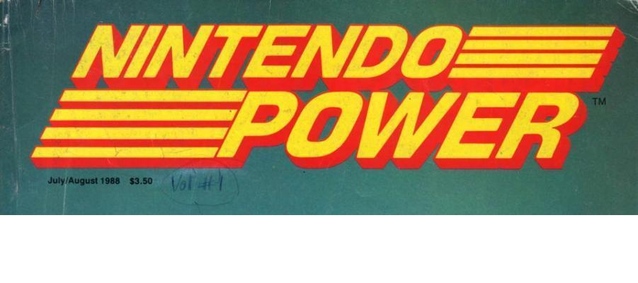 Nintendo Power Logo
