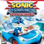 Sonic &amp; All-Stars Racing Transformed Vita