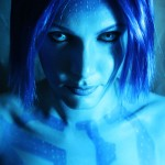 cortana cosplay