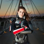 femshep cosplay