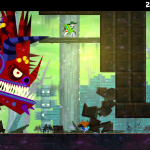 Guacamelee monster chase 4