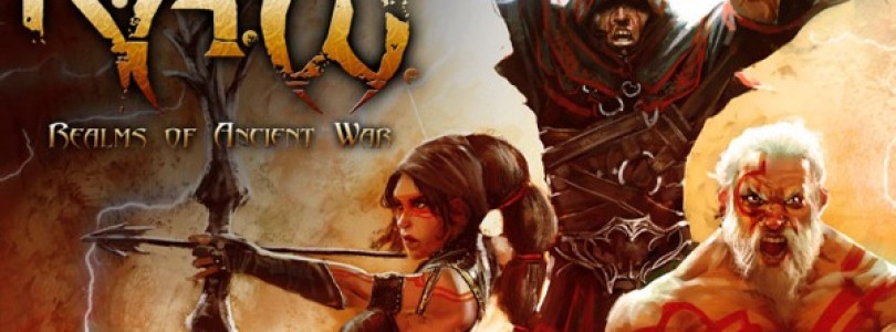 Get R.A.W. in Realms of Ancient War