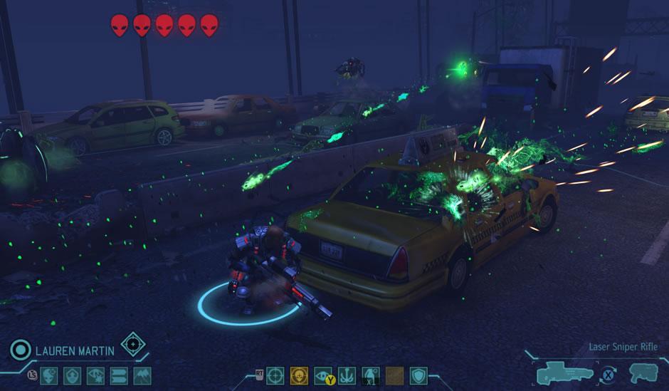 XCOM Enemy Unknown Combat 2