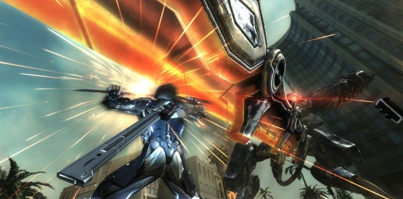 Metal Gear Rising: Revengeance Demo Now Available