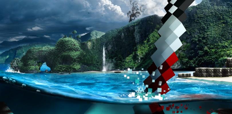 Far Cry 3 Invades Minecraft, [Insert Block Joke Here]