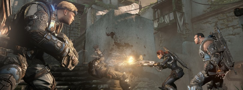 PAX: Hands On With Gears of War Judgement