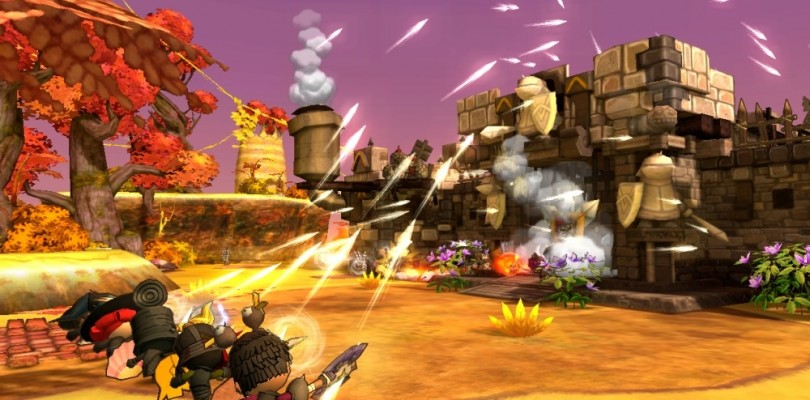 Happy Wars Launches Today with 20% off In-game Store Until Oct 15th