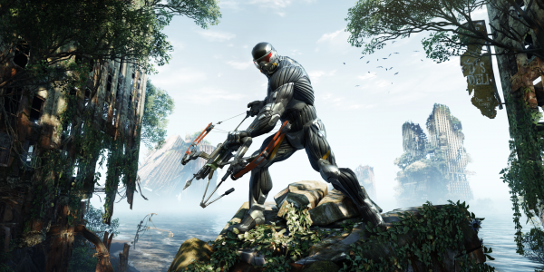 Crysis3screen6-Prophetonthehuntwithhisbow