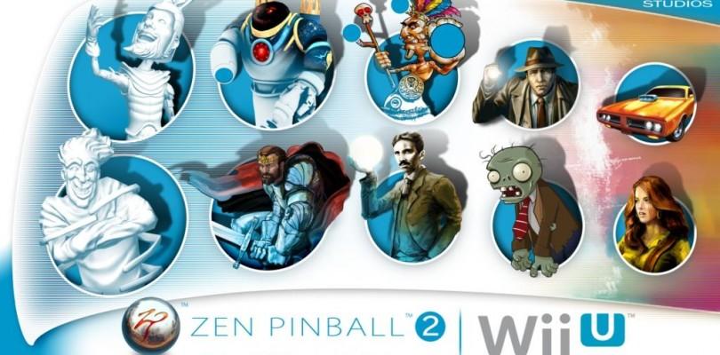 Zen Pinball 2 Available Soon on Wii U Nintendo eShop