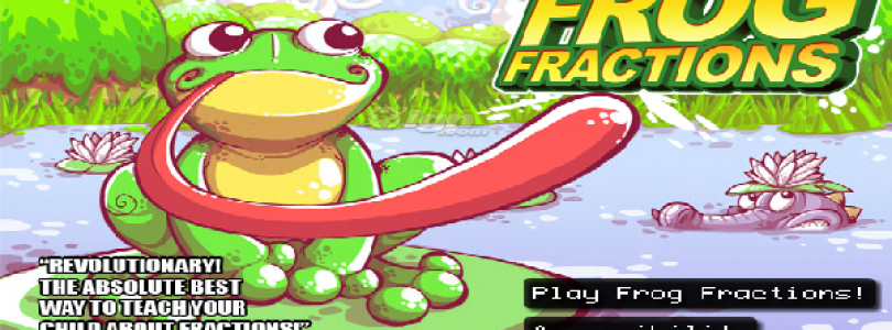 PSA: Go Play Frog Fractions