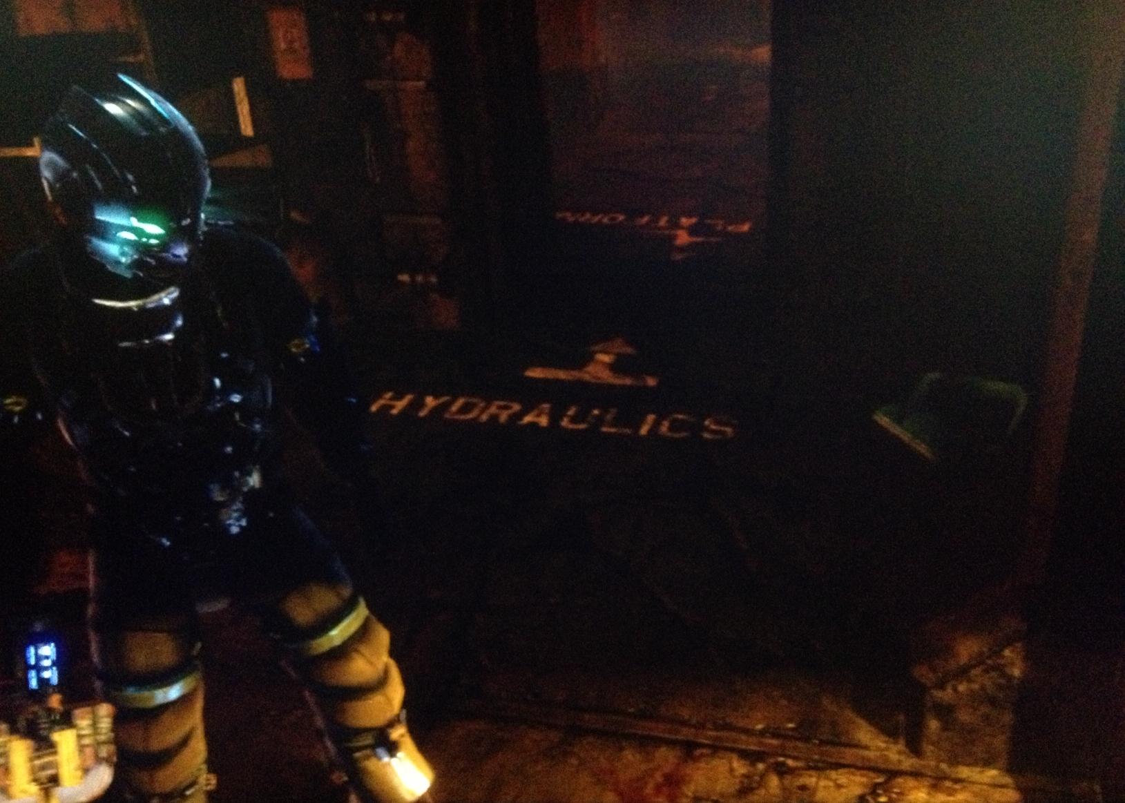 dead space 3 suits - photo #32