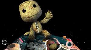 LittleBigPlanet Vita Sackboy