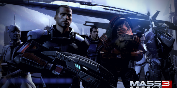 Mass Effect Citadel