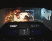 Capcom's New IP, Deep Down is Beautiful
