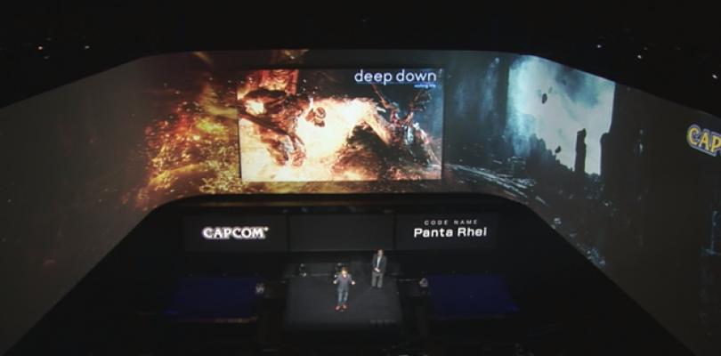 Capcom's New IP, Deep Down is Beautiful